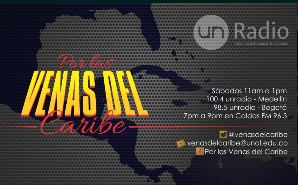 Por las venas del Caribe, UN Radio