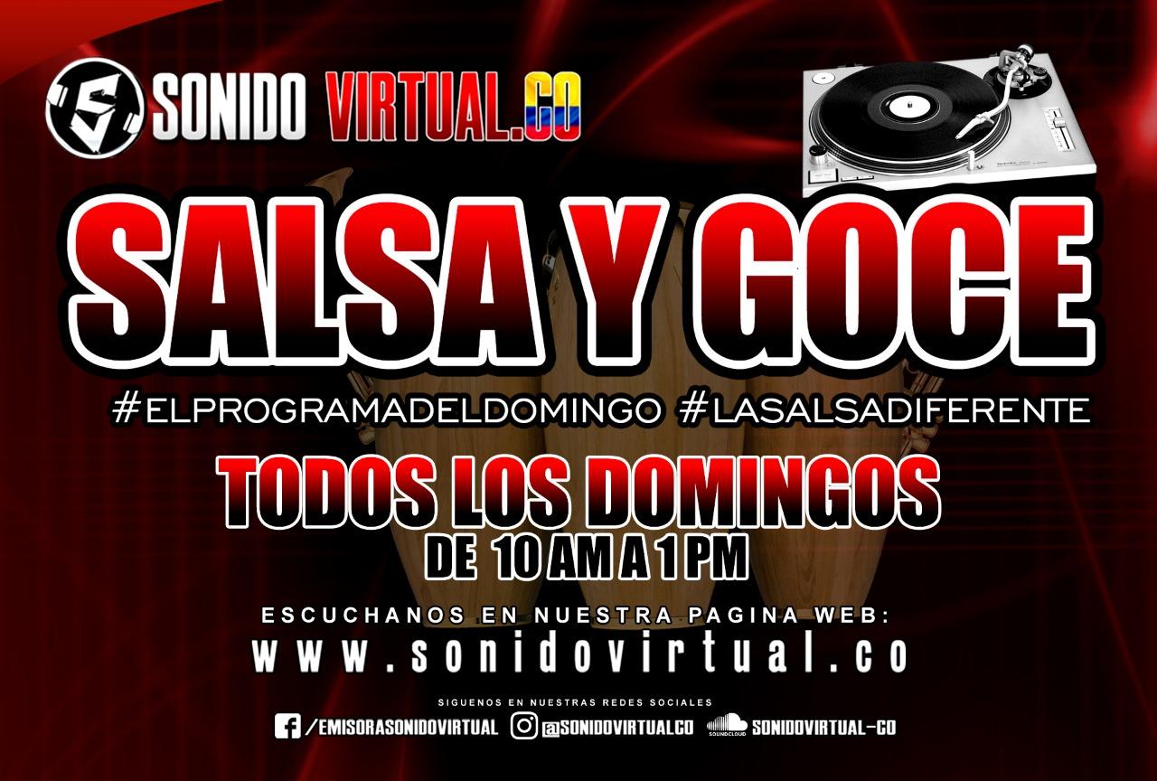 Salsa y Goce www.sonidovirtual.co